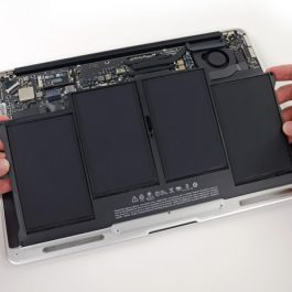 reparation macbook air